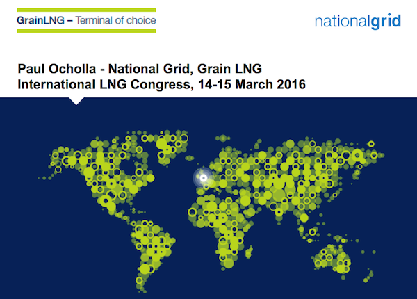 Grain LNG UK
