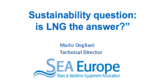 LNG as a bunker fuel