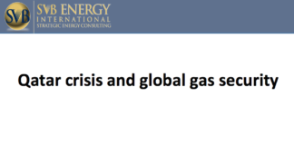 Qatar gas and global gas