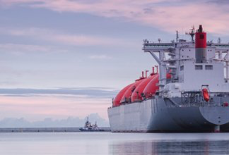 Asian LNG spot prices
