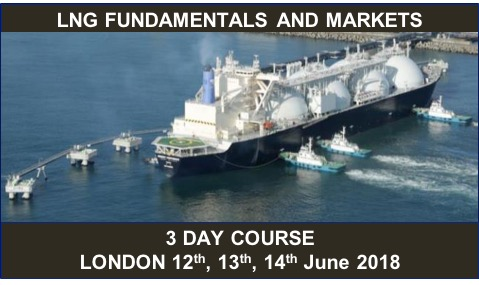 LNG market training