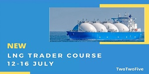 LNG Trader Course